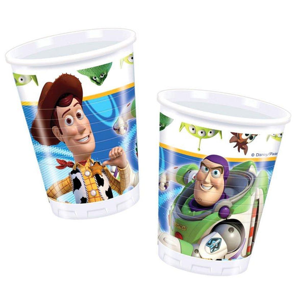 Toy Story Cups Party Tableware