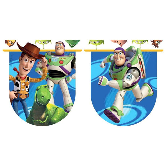 Toy Story 3 Flag Banner Party Decoration