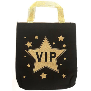 V.I.P Goody Bag - Fabric Treat Bag - Hollywood VIP Party Bag