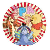 Winnie The Pooh Tableware Party Pack for 32