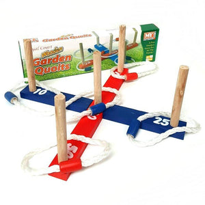 Garden Quoits Set