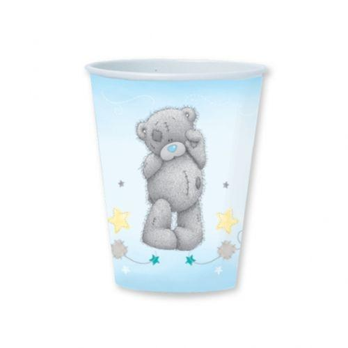 Pack of 8 Me to You Cute Teddy Bear Paper Cups