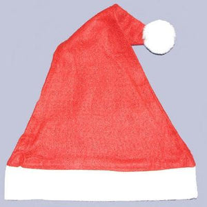 Felt Christmas Santa Hats, Choice of quantity, perfect for schools, office parties, carol singing and other festive ativities
