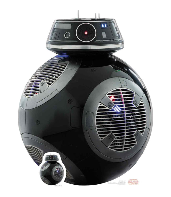 BB-9E (The Last Jedi) Star-Mini Star Wars Lifesize Cutout