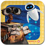 Wall-E Party Pack for 16 Guests, Plates Cups Napkins