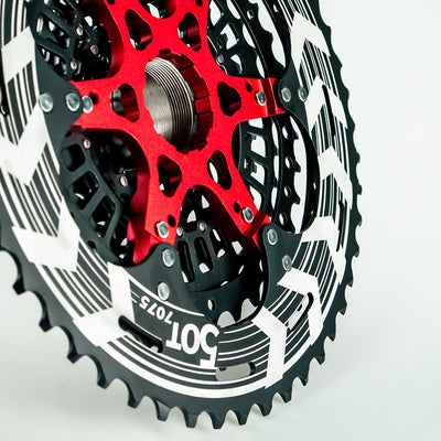 Bicycle Cassettes Gold 12s XD Cassette 12 Speed MTB Bike Freewheel 9-50T Compatible SRAM XD Freehub
