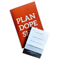 Bundle: Count Your Blessing Notepad & Plan Dope Sh*t Planner - Trust The Grind