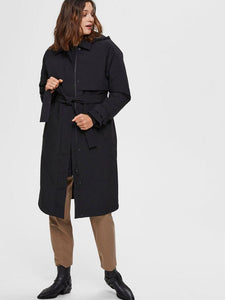 HELEN TECH TRENCHCOAT SORT