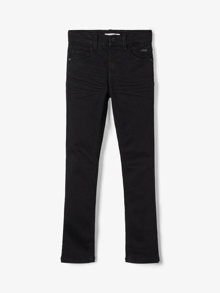 THEO JEANS SORT DENIM