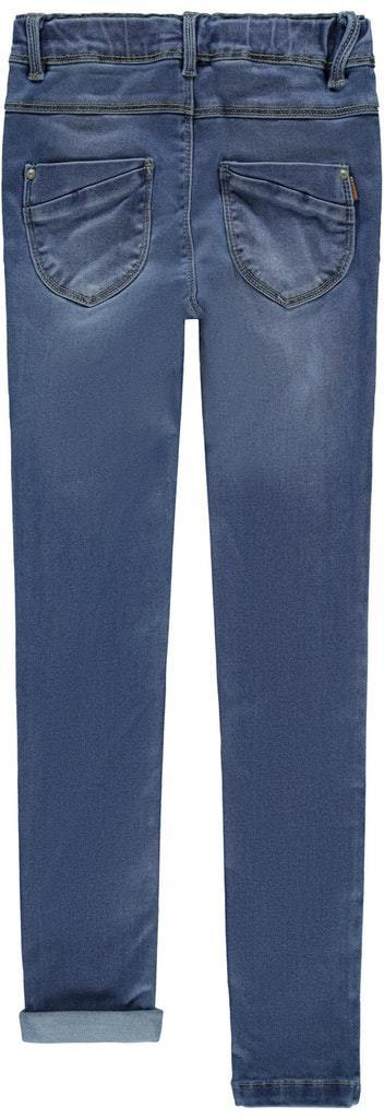 POLLY DENIM LEGGINGS