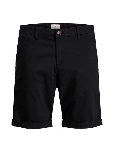 KLASSISK CHINOSHORTS SORT