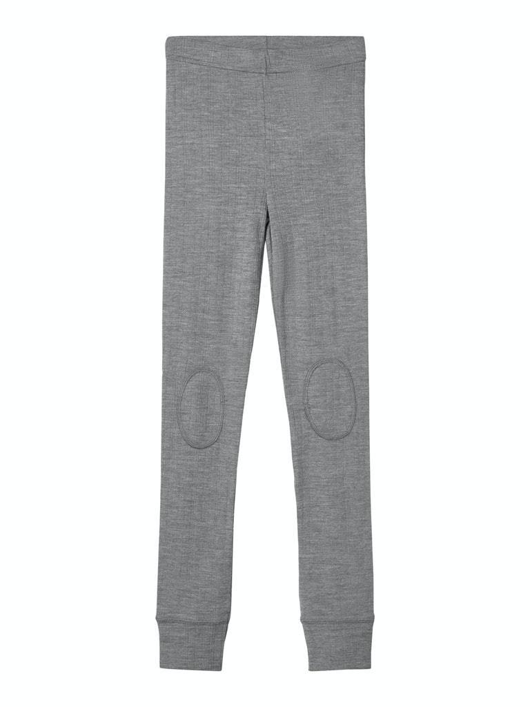 WANG MERINOULL LEGGINGS GRÅ