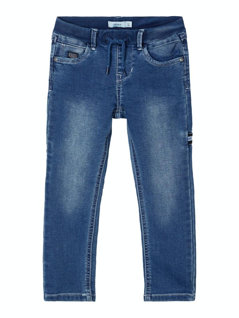 Robin regular jeans i sweat denim