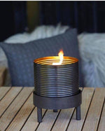 Outdoor Candle -Light Blue