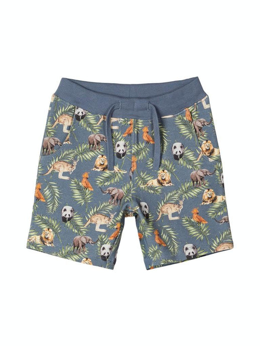 JUNGLE SHORTS BLÅ