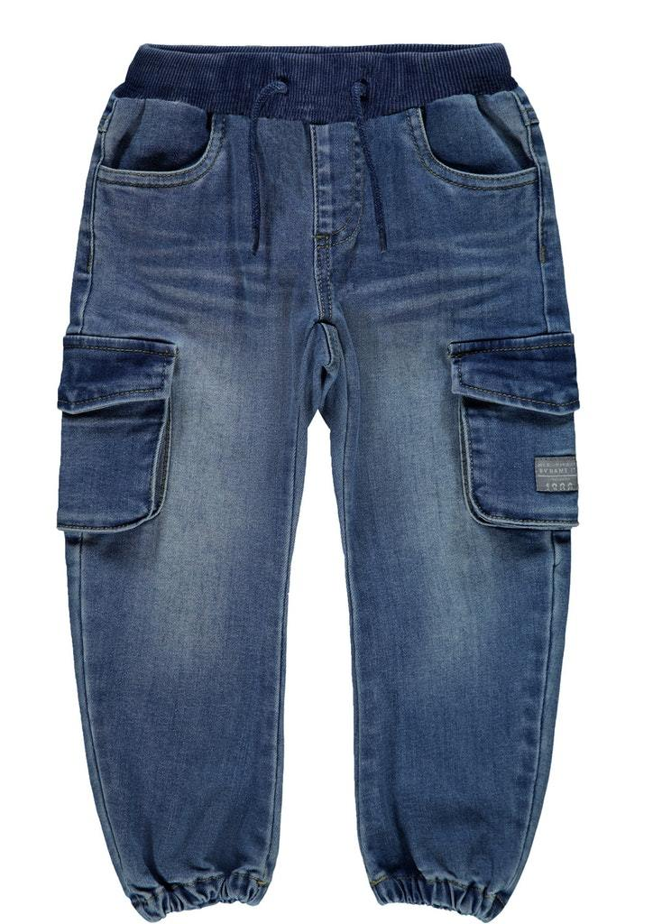 BOB DENIM BAGGY JEANS BLÅ