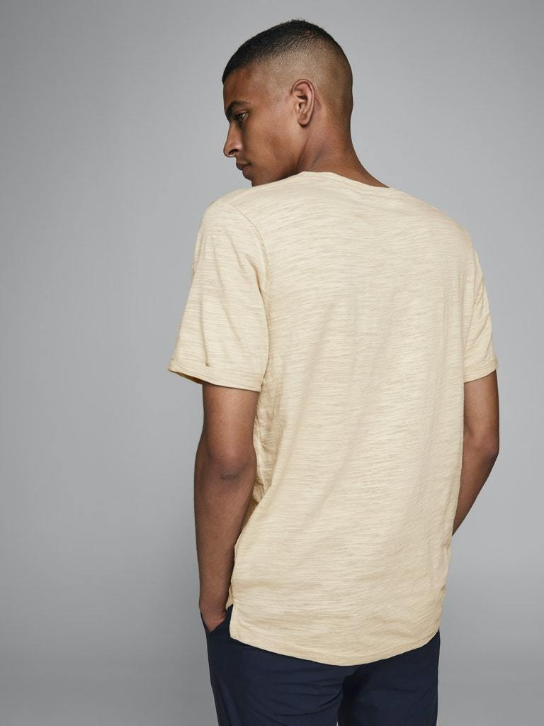 BLAHOLIDAY BASIC T-SKJORTE TAN