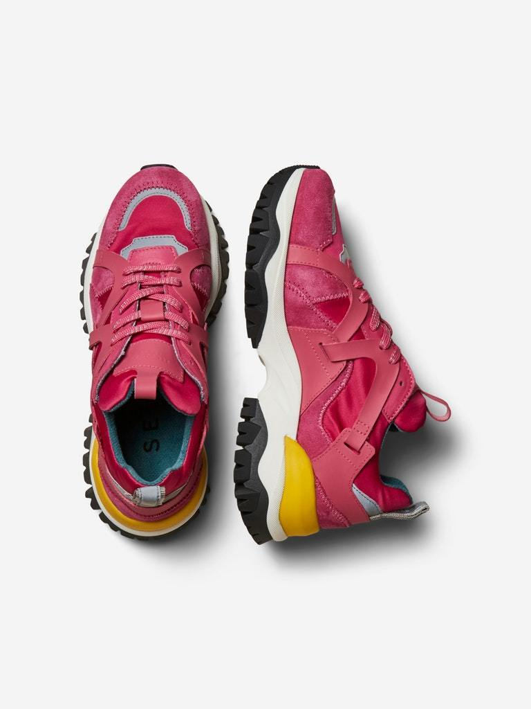 Amy trail sneakers rosa