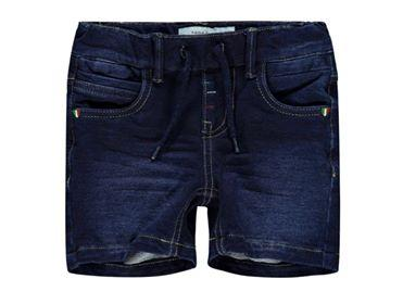 RYAN DENIM SHORTS BLÅ