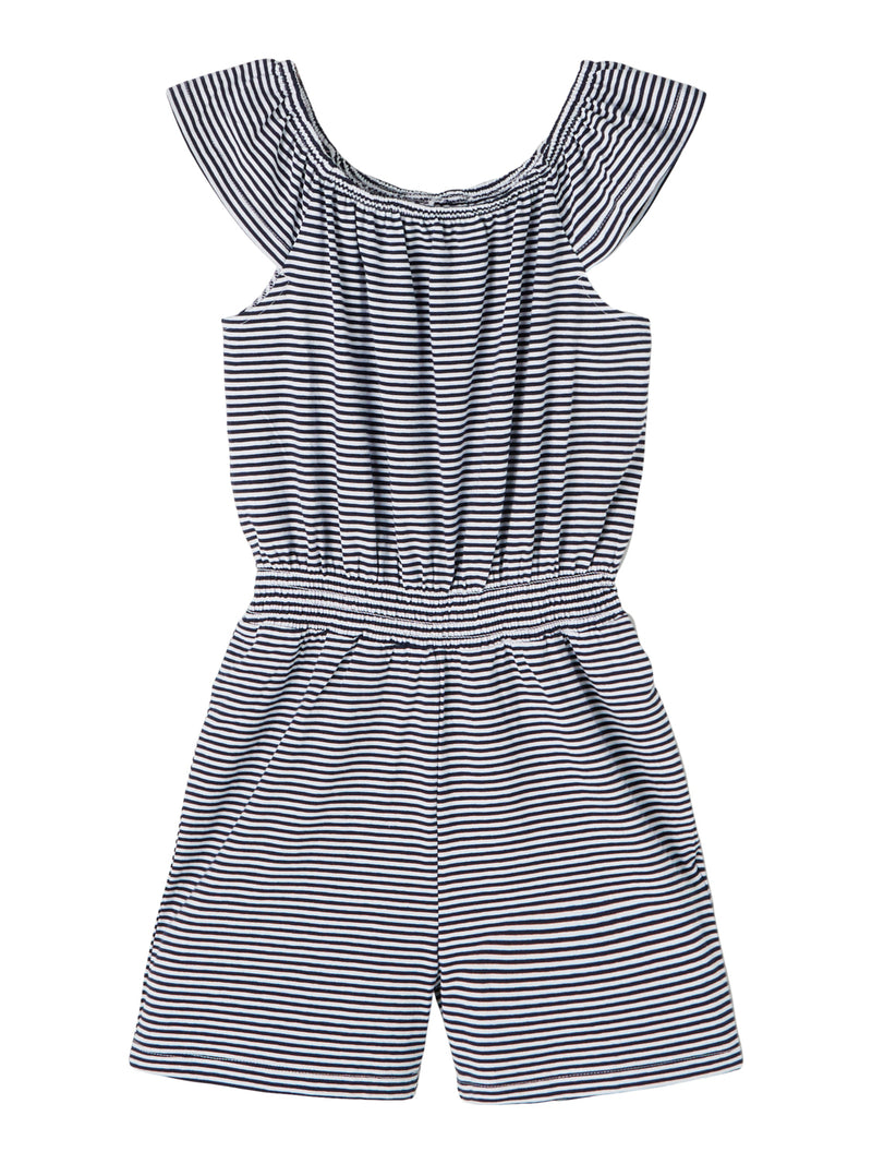 Josephine playsuit stripete
