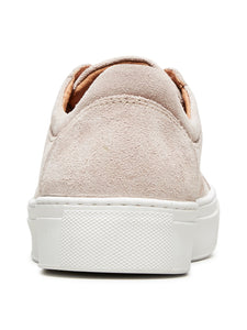 DONNA SUEDE SNEAKER ROSA