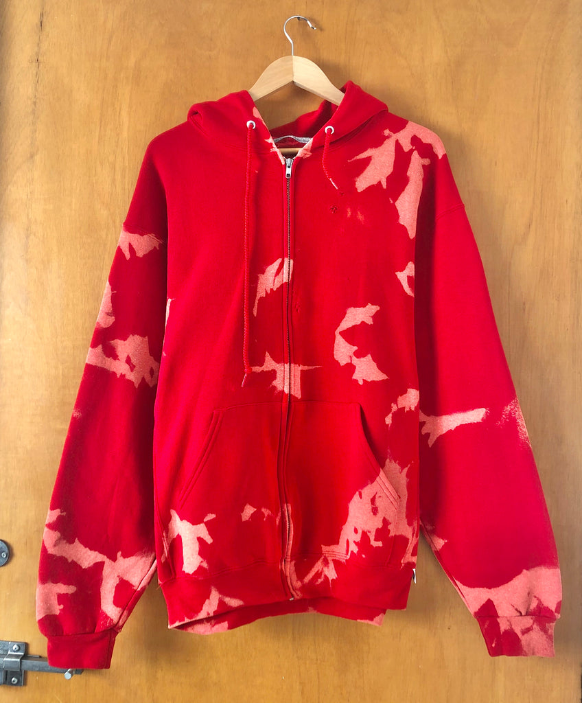 Sudadera RED Dream - Liz Campos Mx