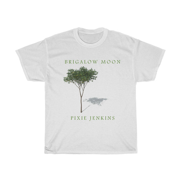 Pixie's Unisex Heavy Cotton Tee - Brigalow Moon CD