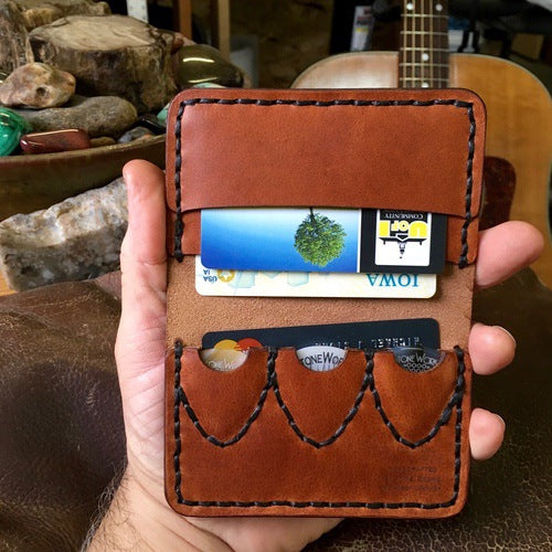 StoneWorks Guitar Pick Wallet