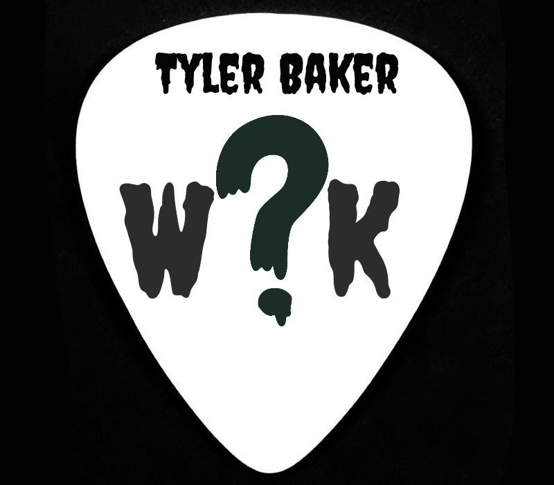 Your Custom Guitar Pick!