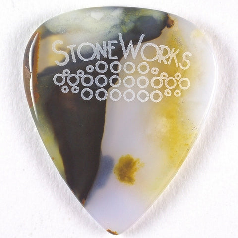 Polka Dot Agate - Thin