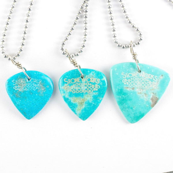 """Mike's Choice"" Kingman Turquoise Necklace 50% Off"