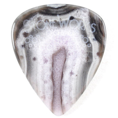 Purple Passion Agate - Medium
