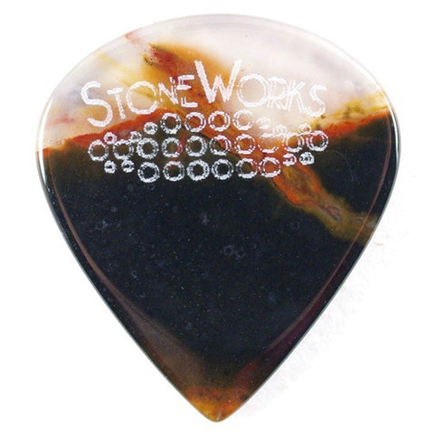 Jafar Jasper - Jazz Guitar Pick - Medium