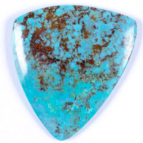 Freeform Turquoise - Large Triangle