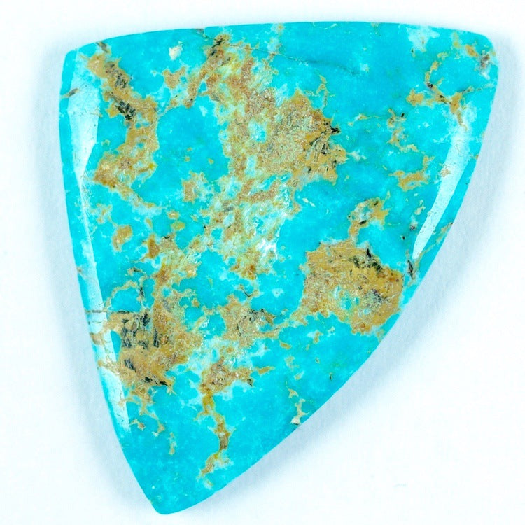 Burtis Blue Turquoise, Cripple Creek Colorado - Jazz Size