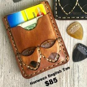 Two Pick - Leather Card Holder