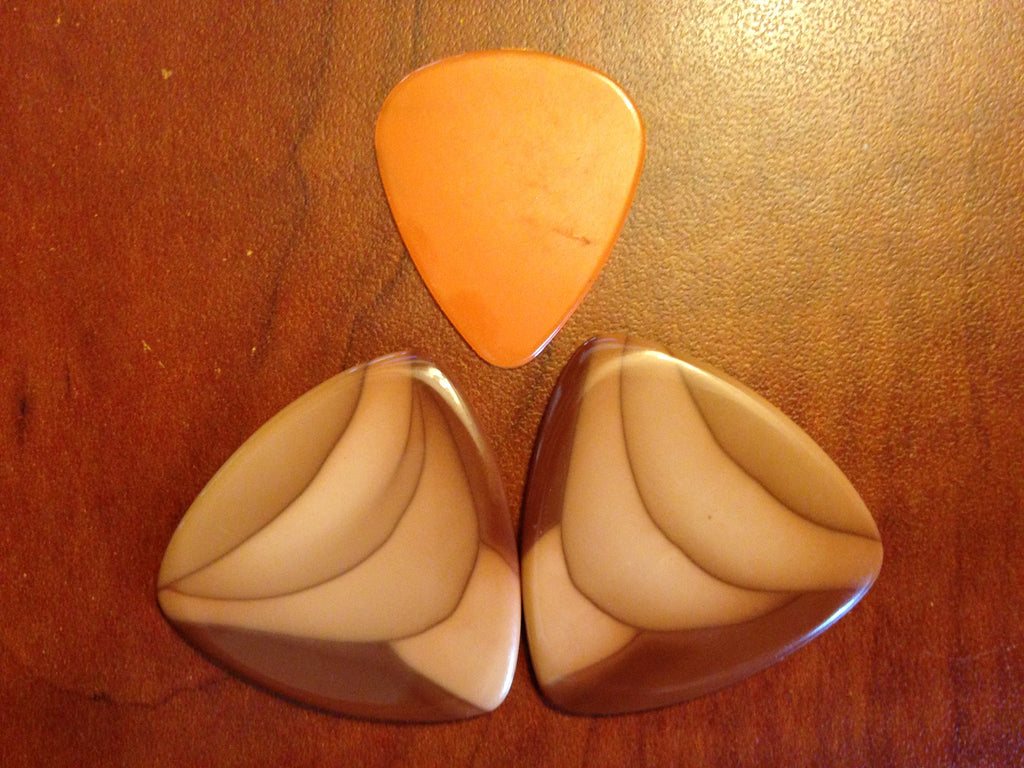 Bob Morris Two Big Bruneau Triangle Picks