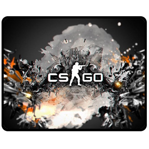 COUNTER STRIKE GO #01 FLEECE BLANKET