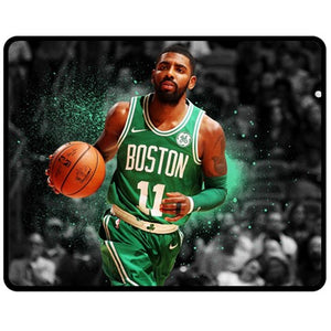 Kyrie Irving 11 boston NBA fleece blanket