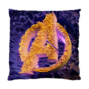 THE AVENGERS LOGO #02 CUSHION COVER