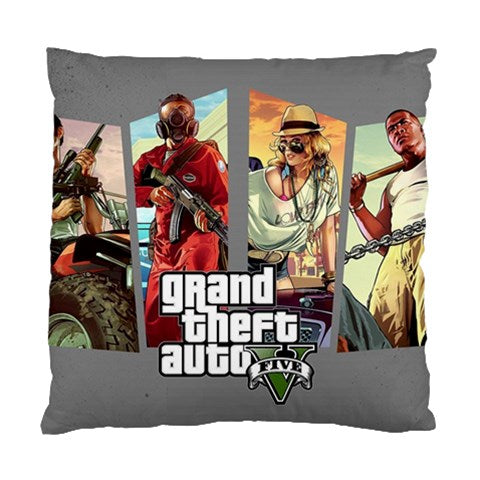 GRAND THEFT AUTO V #02 CUSHION COVER