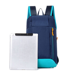Lightweight Canvas Foldable Backpack Waterproof Backpack