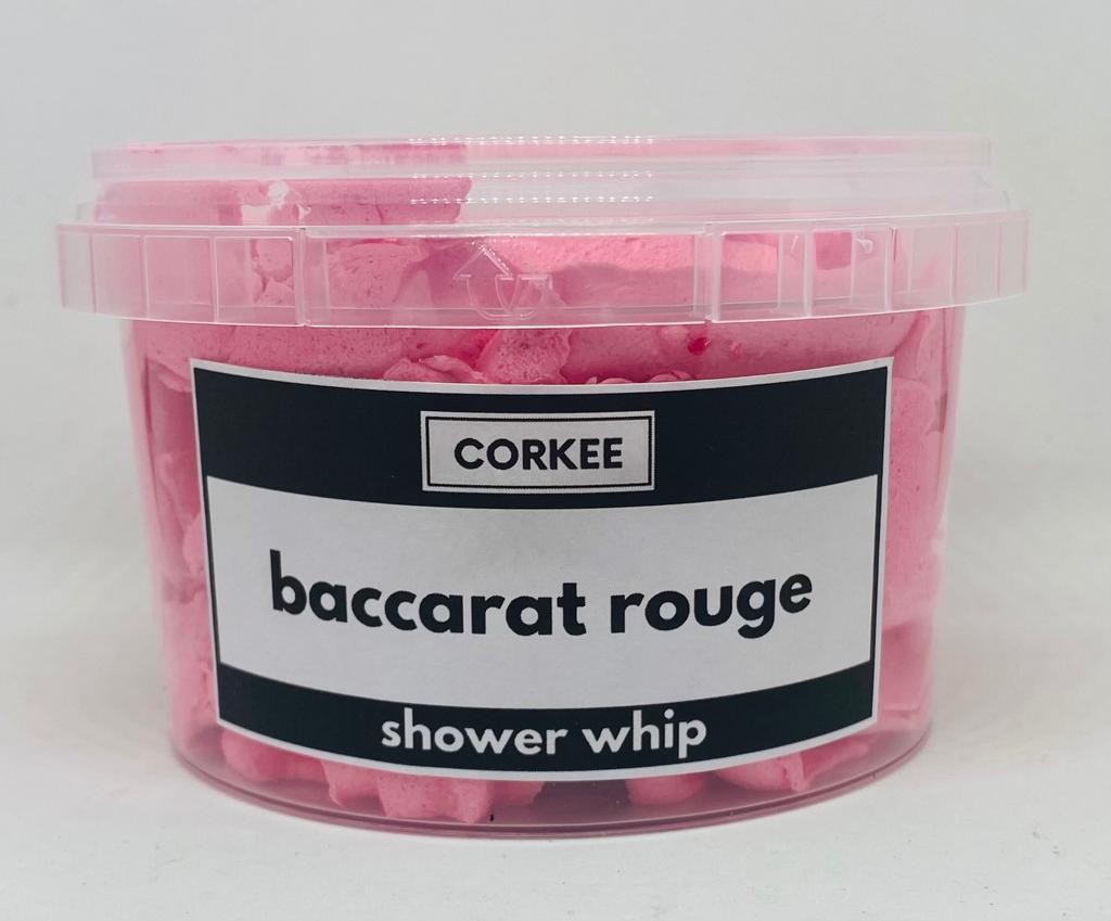 BACCARAT ROUGE SHOWER WHIP