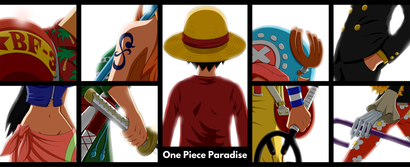 One Piece Paradise : La boutique One Piece