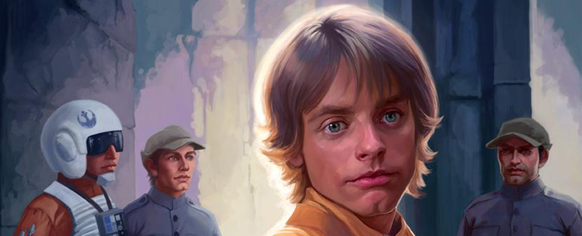 Luke Skywalker 1