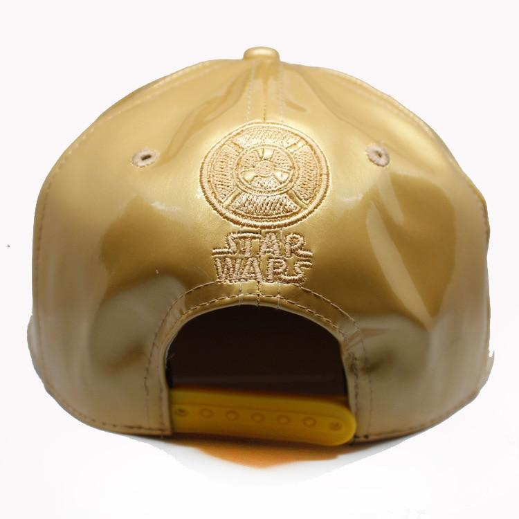 Casquette Star Wars<br> C3Po - Yoda Shop