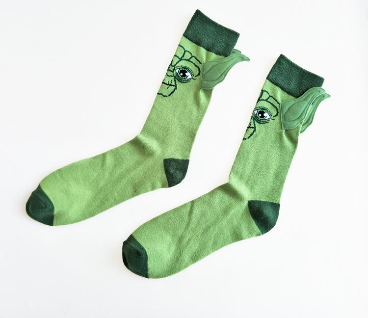 Chaussettes Star Wars<br> Yoda - Yoda Shop