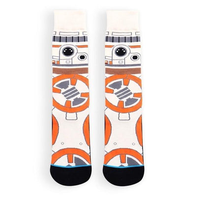Chaussettes Star Wars<br> Bb8 - Yoda Shop