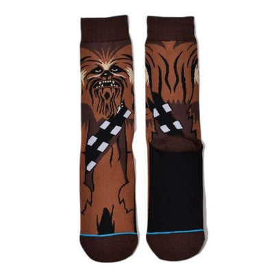 Chaussettes Star Wars <br> Chewbacca - Yoda Shop