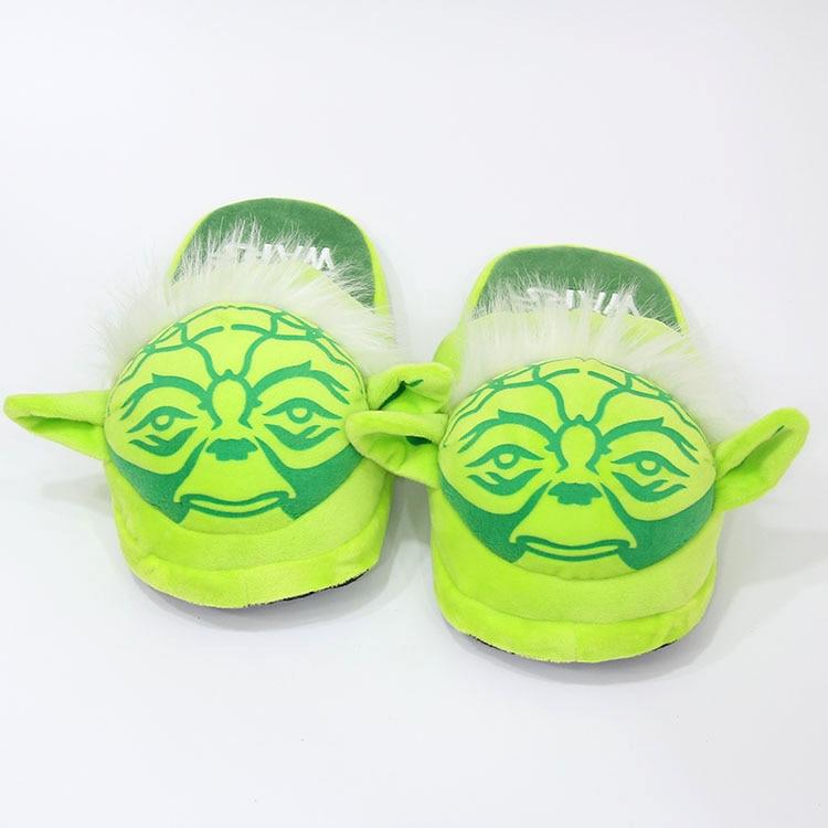 Chaussons Star Wars<br> Yoda - Yoda Shop